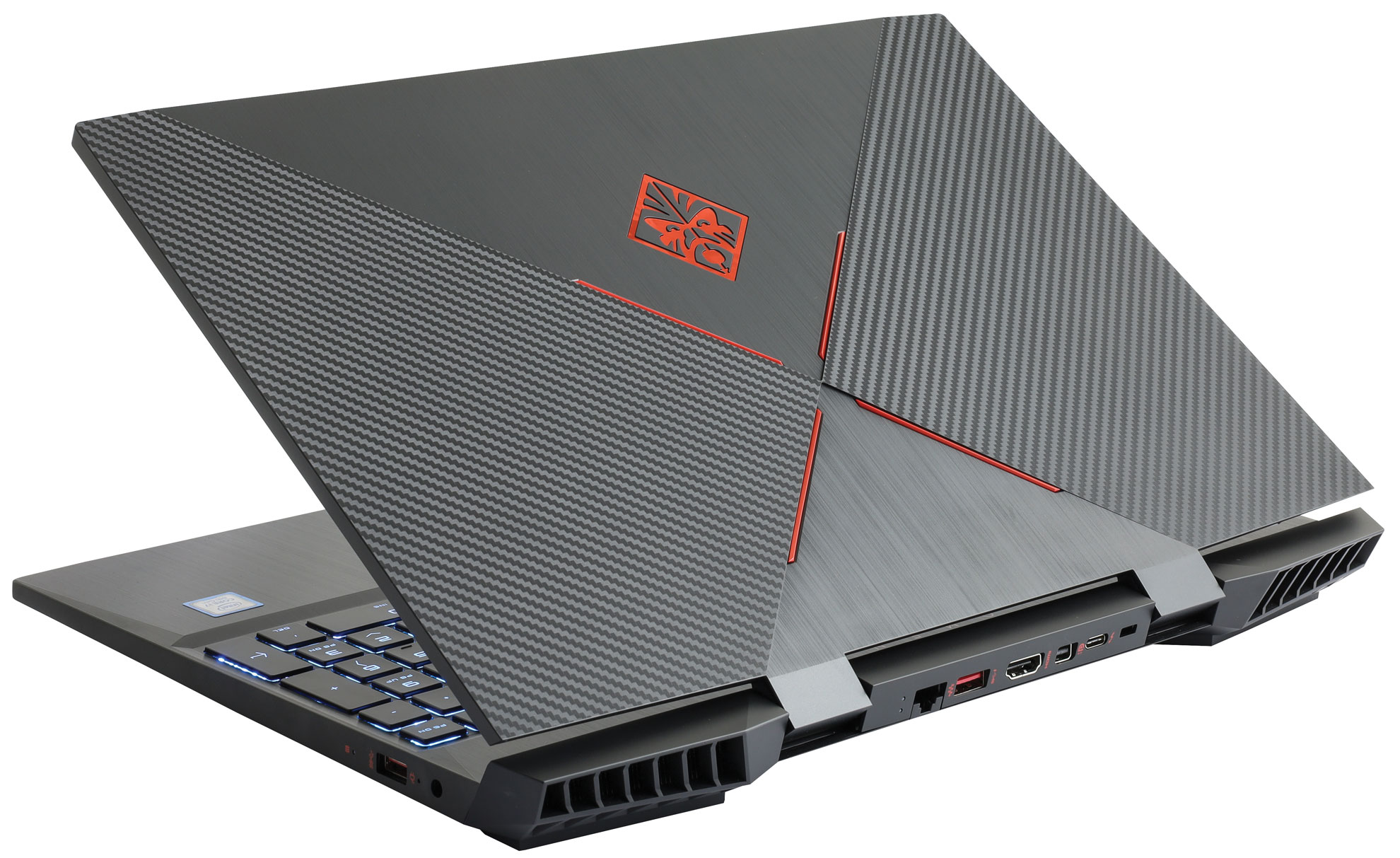 HP Omen RTX laptop body slika 1