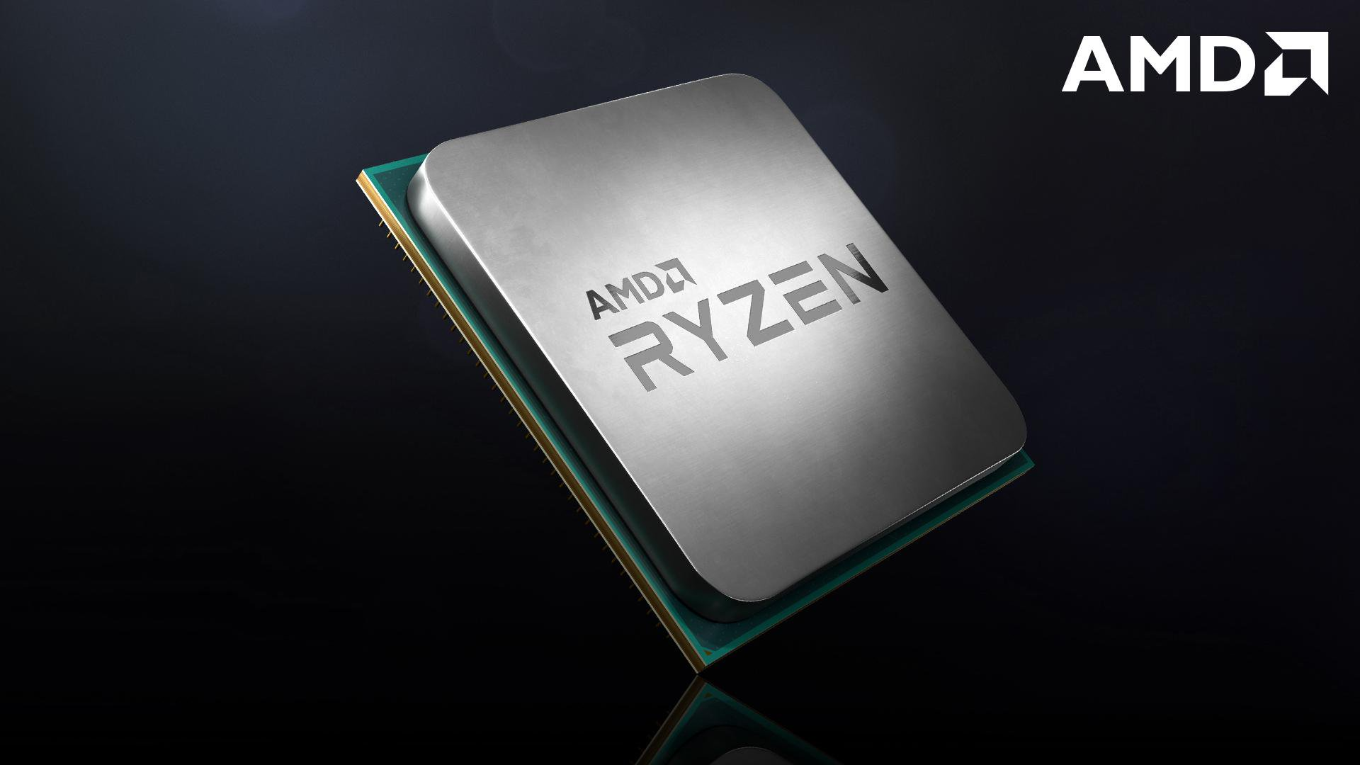 AMD Ryzen 3000 CPU 4