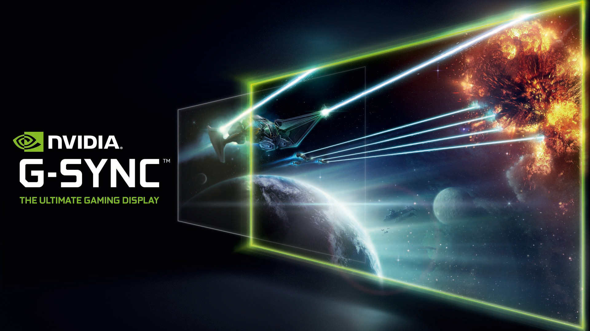nvidia g sync ces 2017 key visual