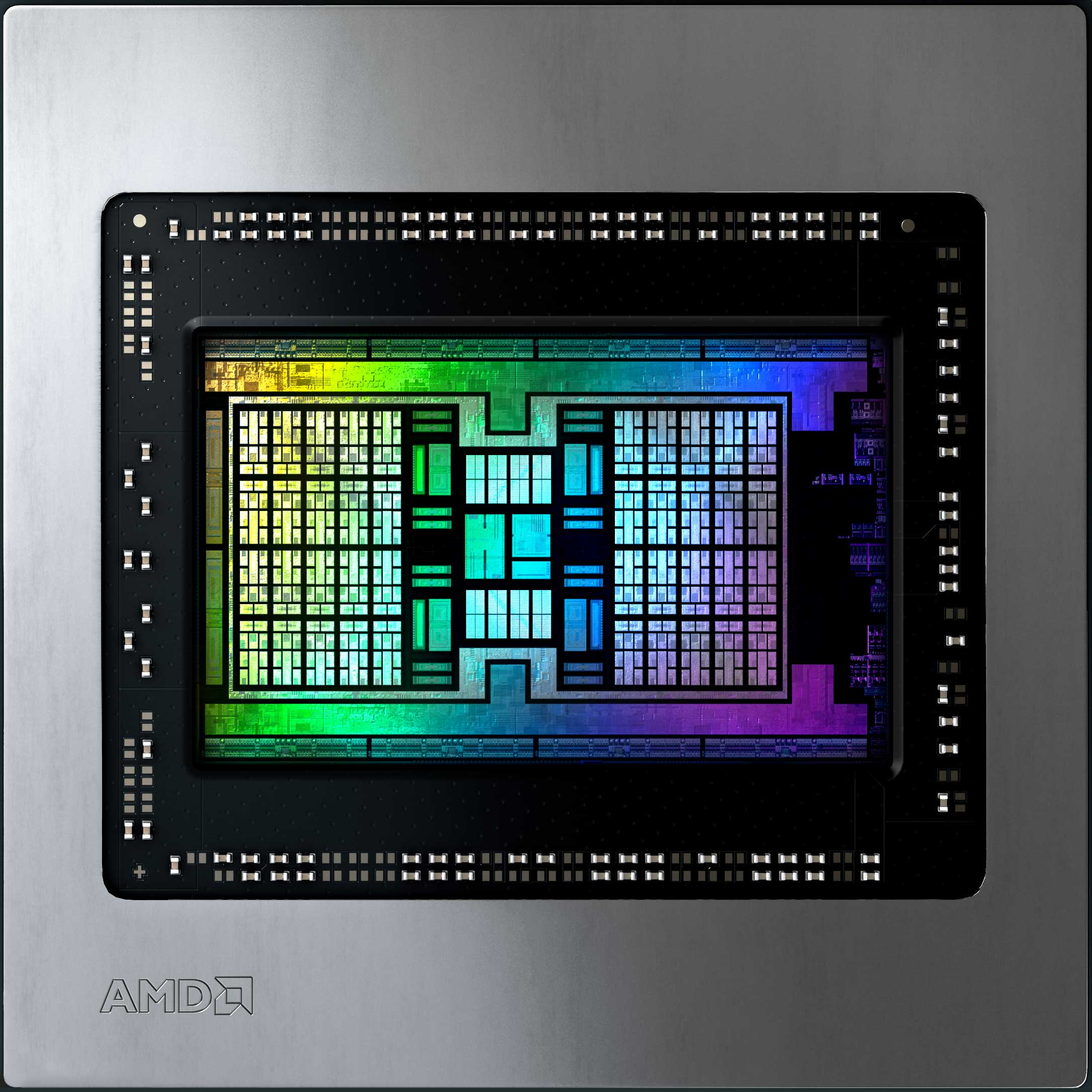 AMD Die Shot body