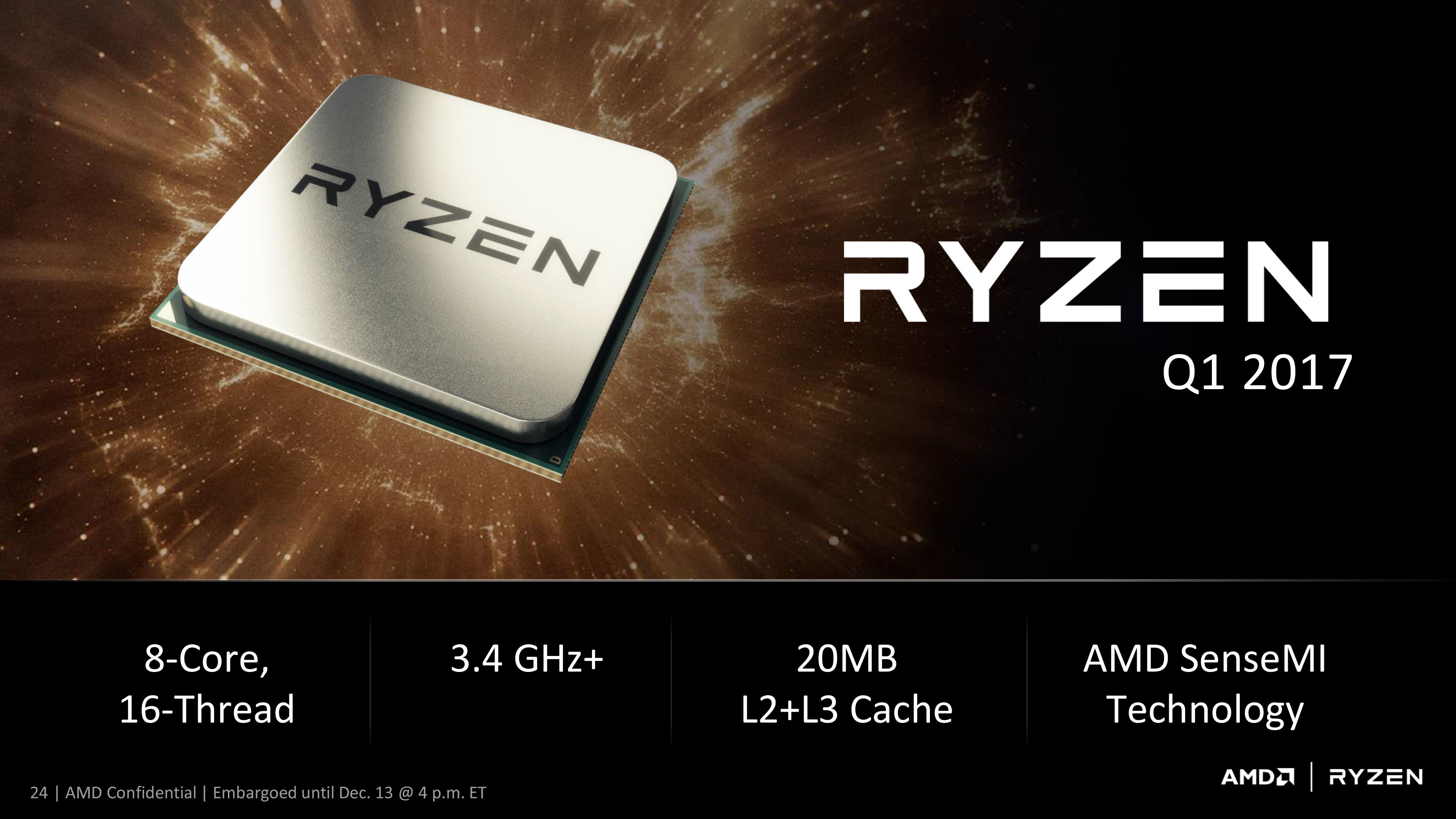 ryzen launch