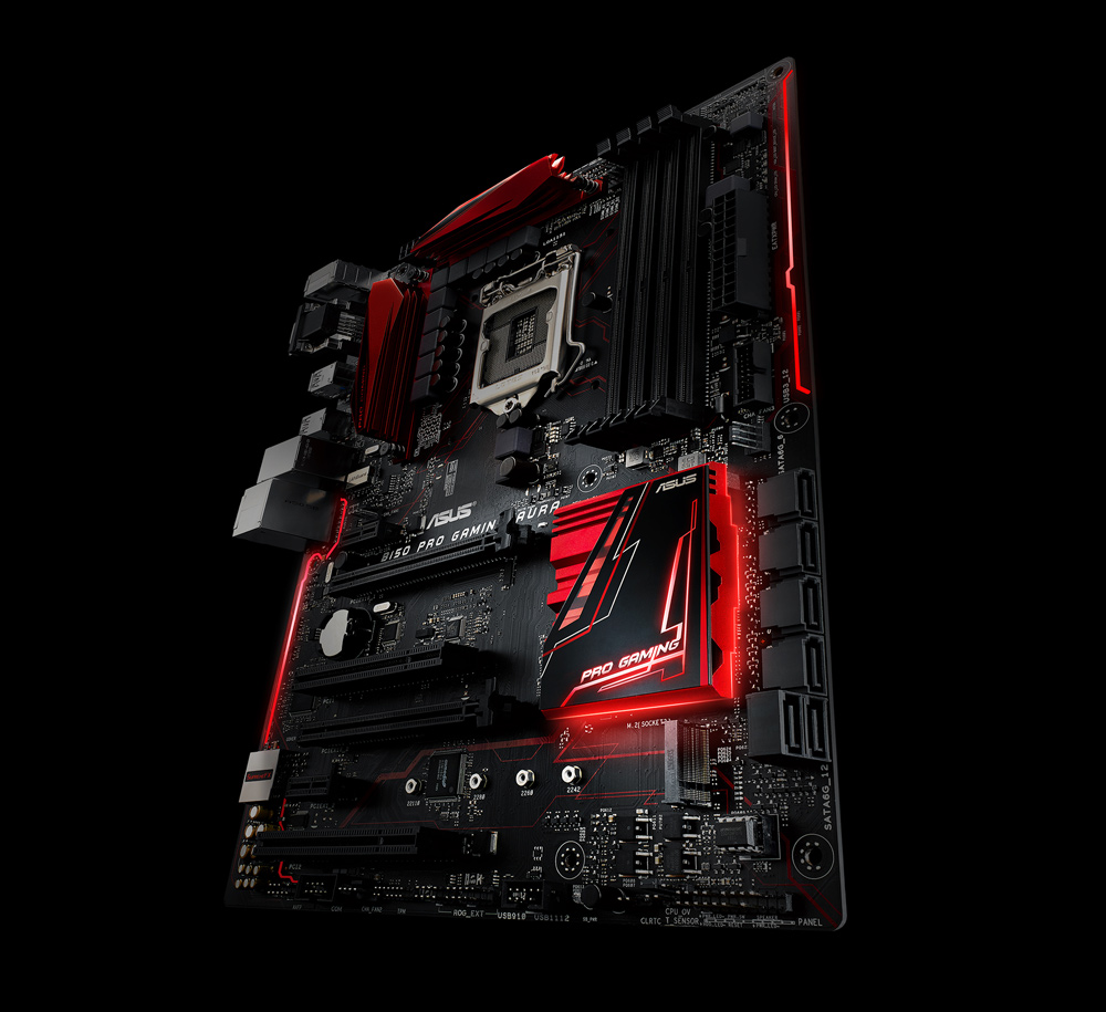B150 PRO GAMING AURA Product only 2000