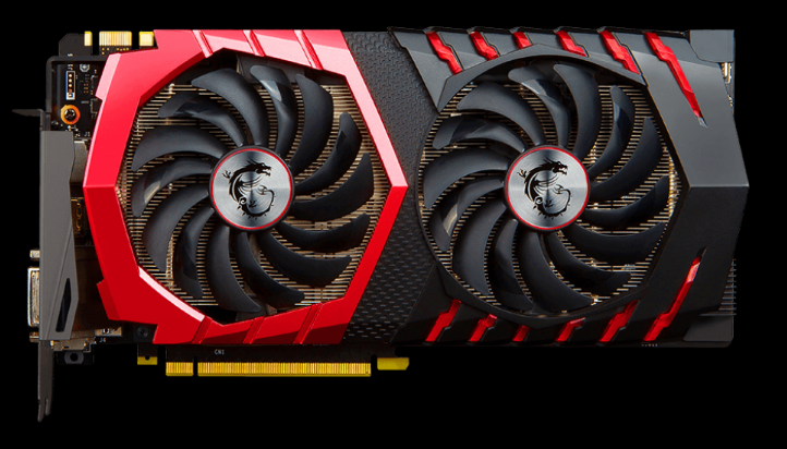MSI GeForce GTX 1080 GAMING Z 8G 2
