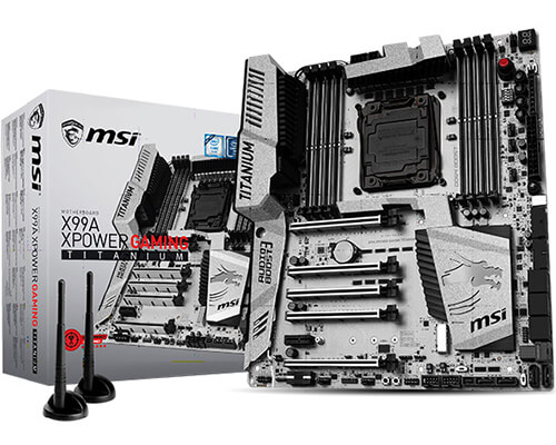 X99A XPOWER GAMING TITANIUM MB