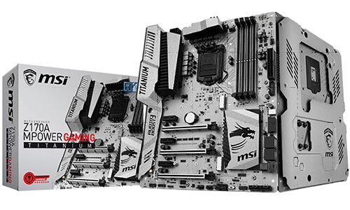 Z170A MPOWER GAMING TITANIUM MB