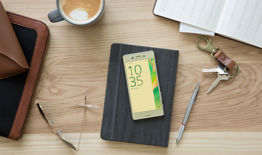 Xperia X Lime Green PIS Design