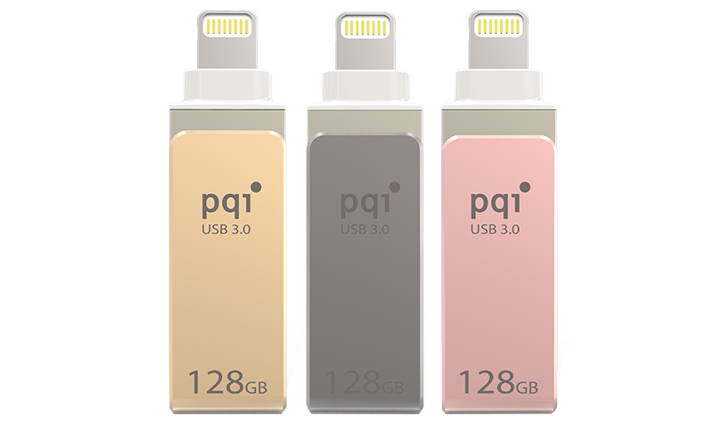 PQI mini flash drive