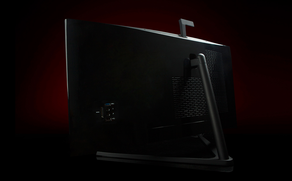 Zakrivljeni monster gaming AIO 2