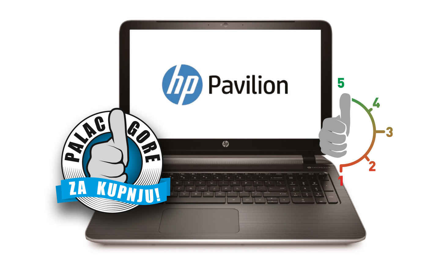 HP Pavilion 15 P151NM