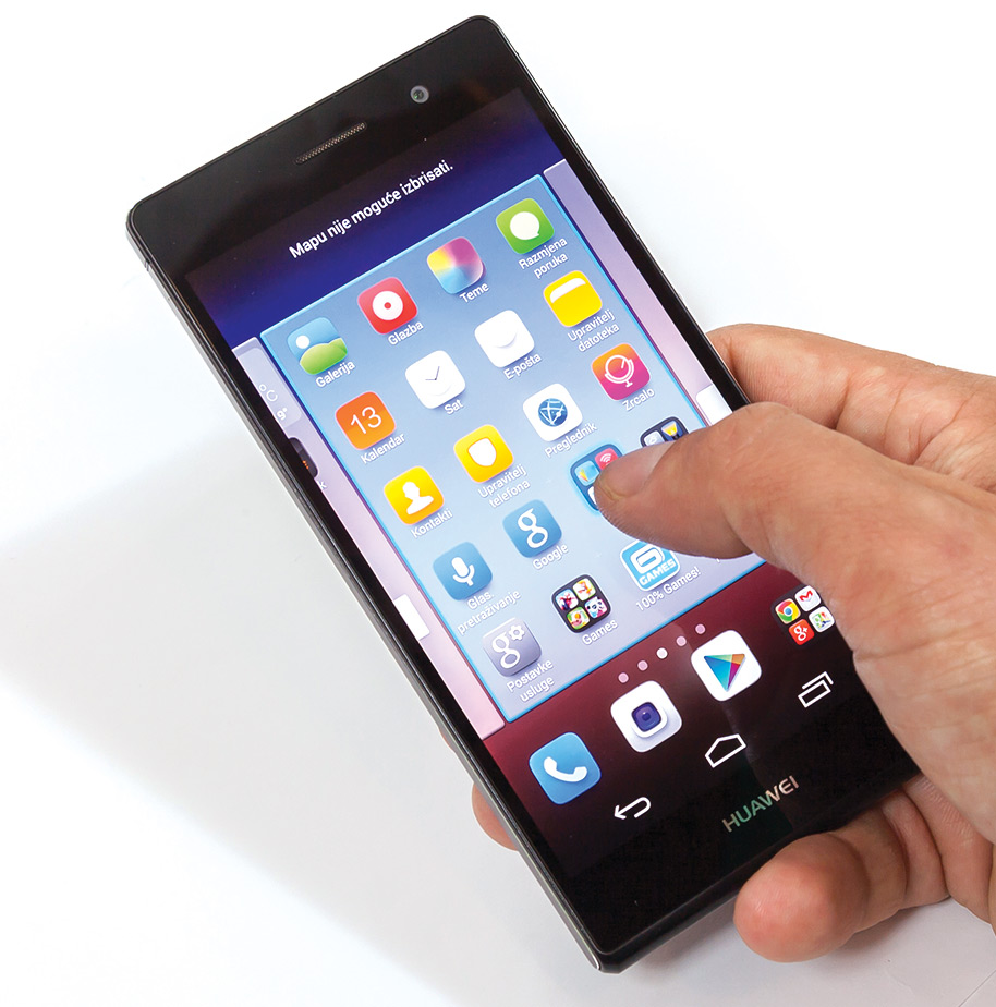 Huawei Ascend P7 4