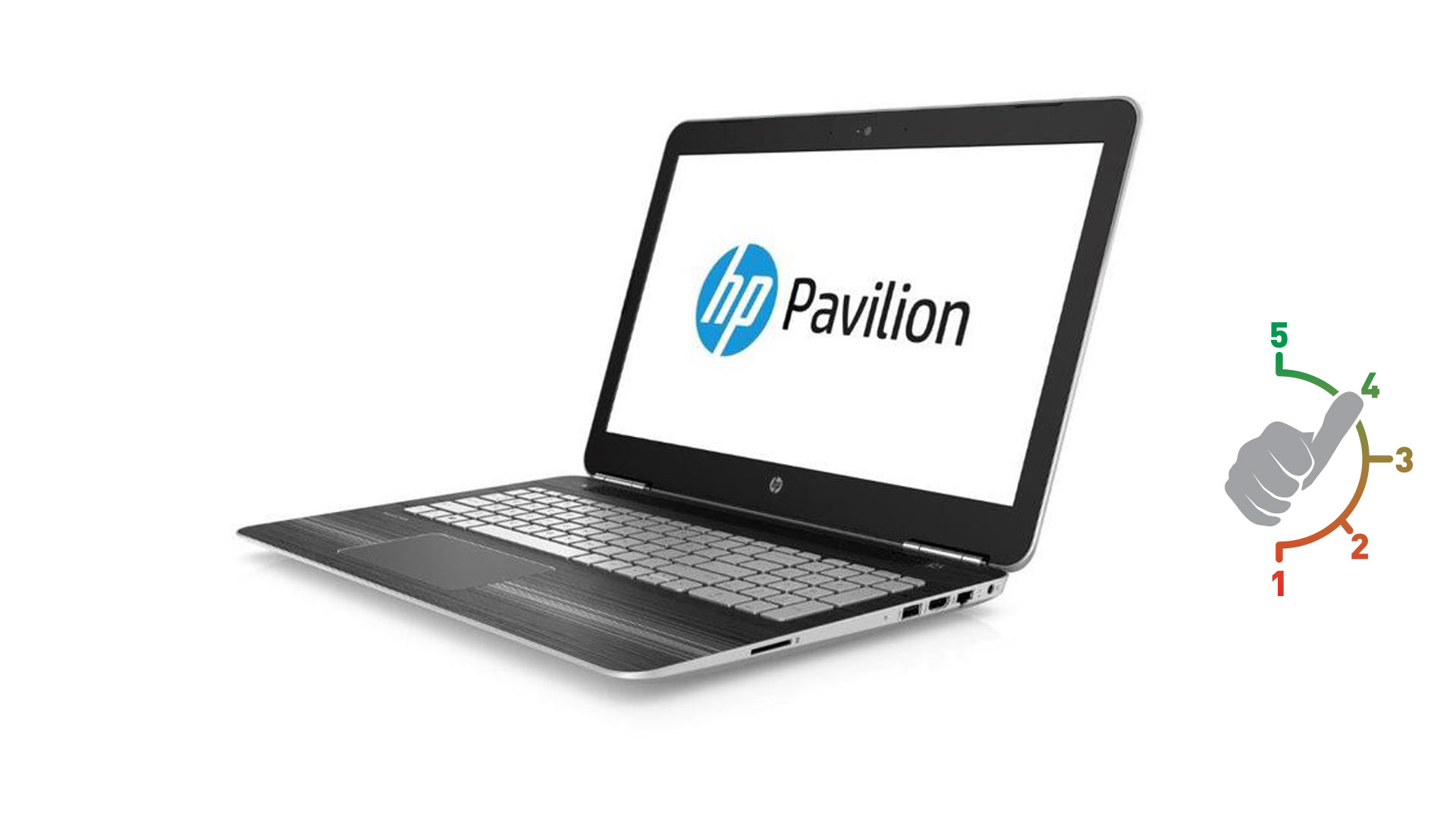 HP Pavilion Gaming 15 bc009nm