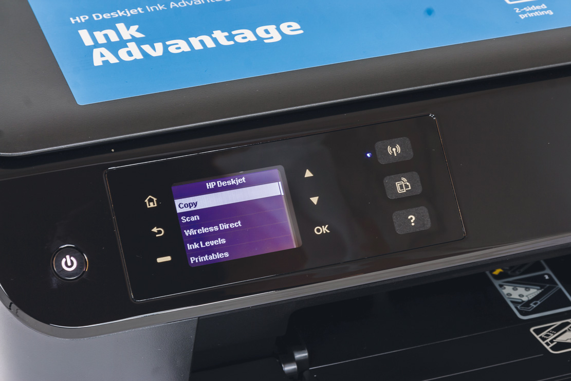 HP Deskjet Ink Advantage 3545 3