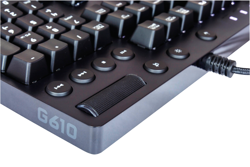 Logitech G610 Orion Brown 3