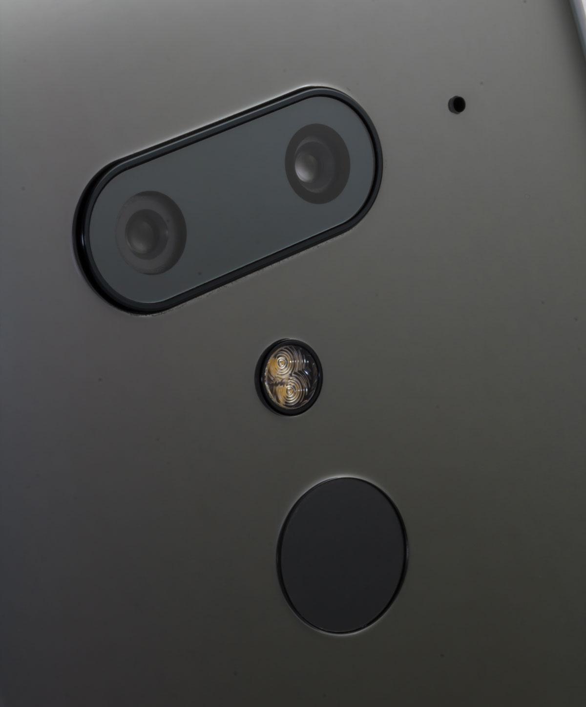 HTC U12 Plus kamera