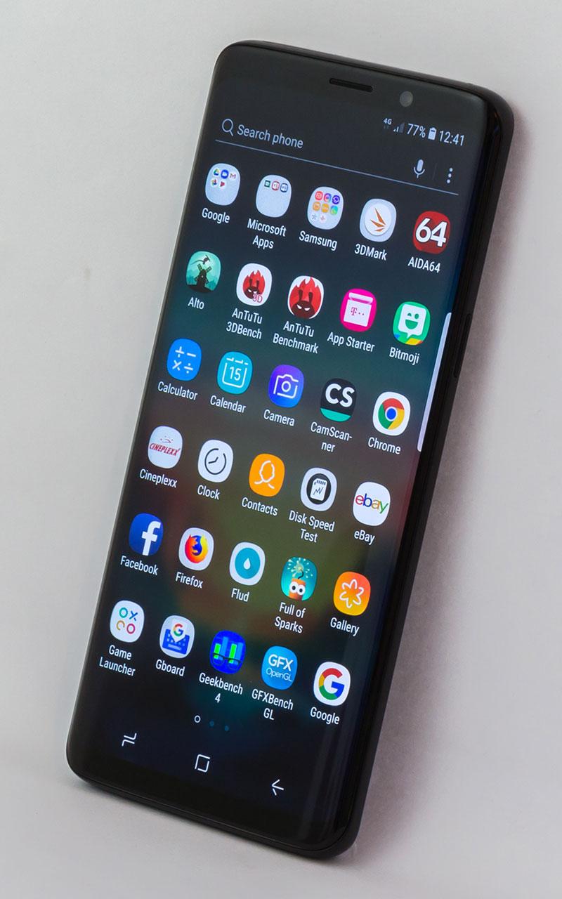 Sansung Galaxy S9 1