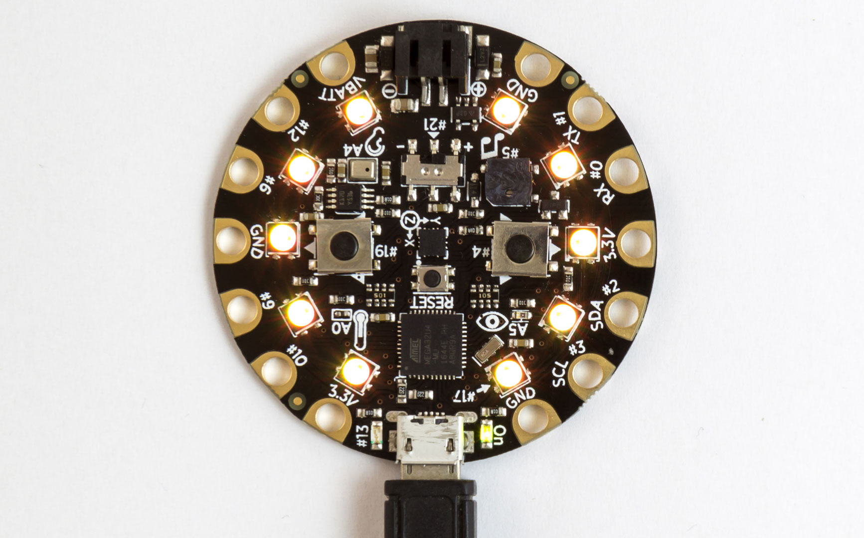 Circuit playground developer edition 4 s
