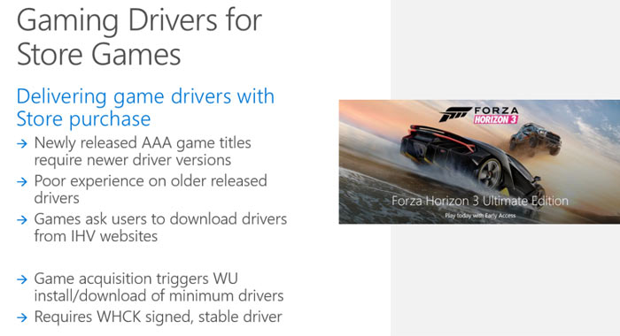 windows10 drivers update