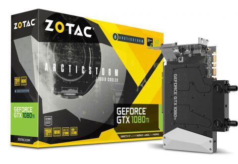 Najmanja GTX 1080 Ti grafička s vodenim hlađenjem na svijetu