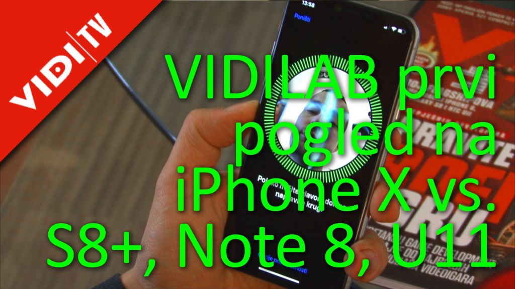 VIDEO: Apple iPhone X prvi pogled