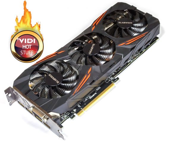 nVidia GeForce GTX 1070 (MSI GTX 1070 Gaming X 8G i Gigabyte GTX 1070 G1 Gaming)