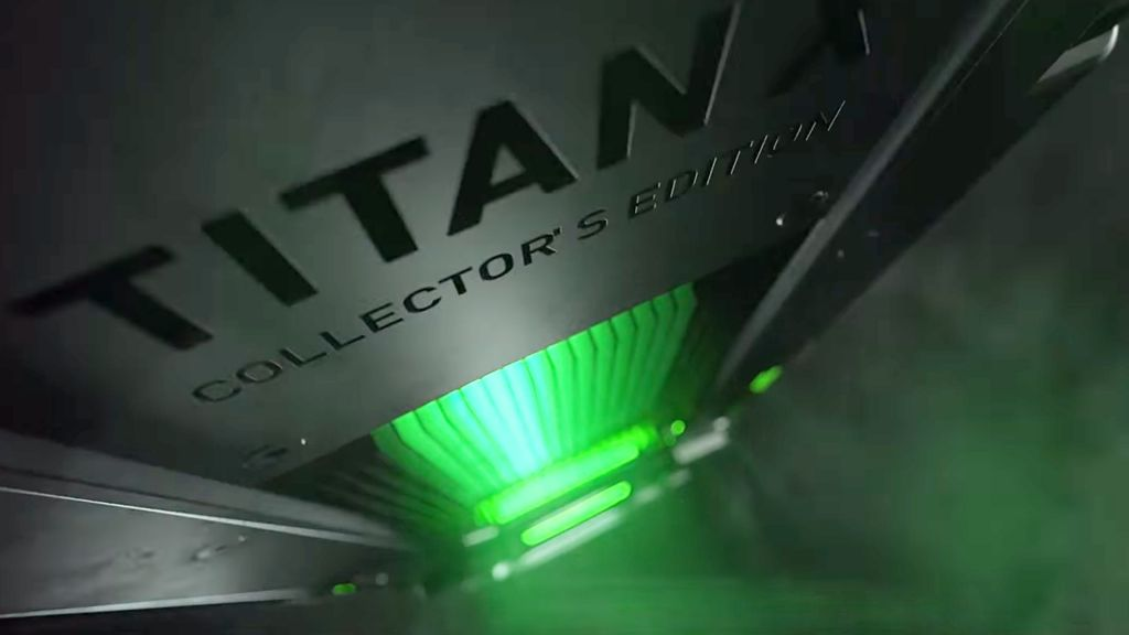 Nvidia najavila Titan X Collector's Edition
