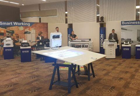 Epson u Zagrebu predstavio nove pisače, skenere i projektore