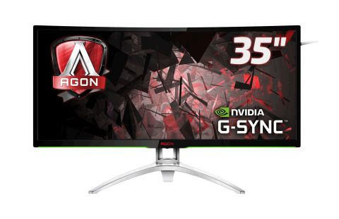 AOC predstavio novi AGON UltraWide G-SYNC zakrivljeni gaming monitor