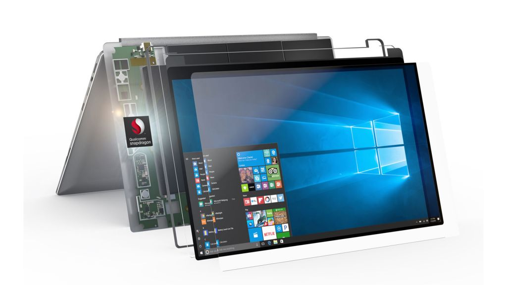 Qualcomm priprema novi ARM procesor za Windows 10 laptope