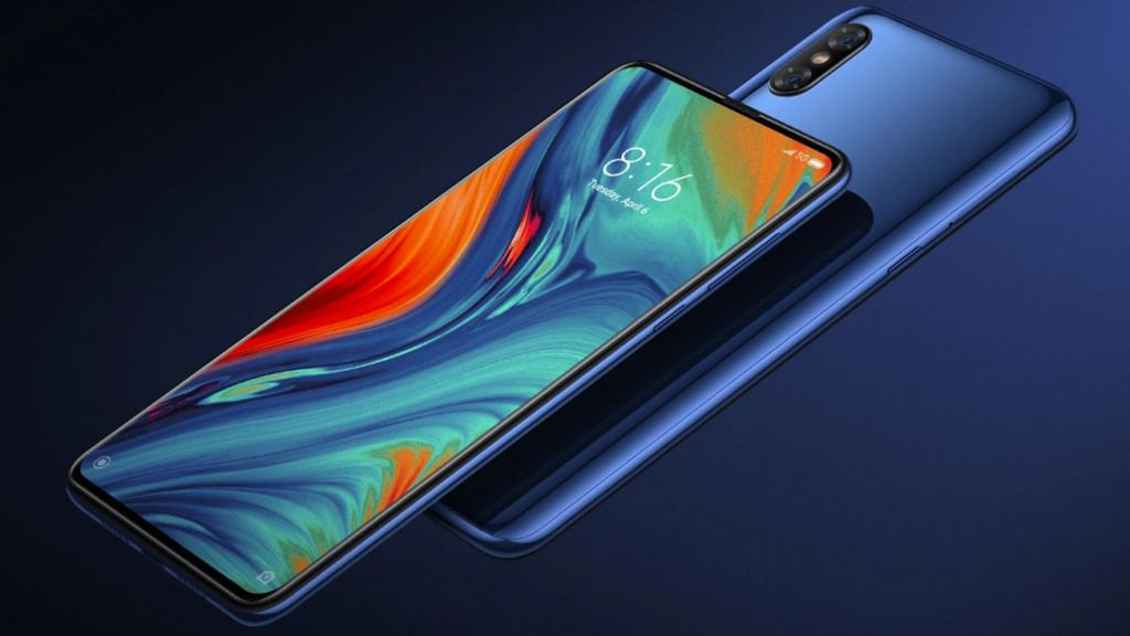 Mi Mix 3 u 5G makeoveru