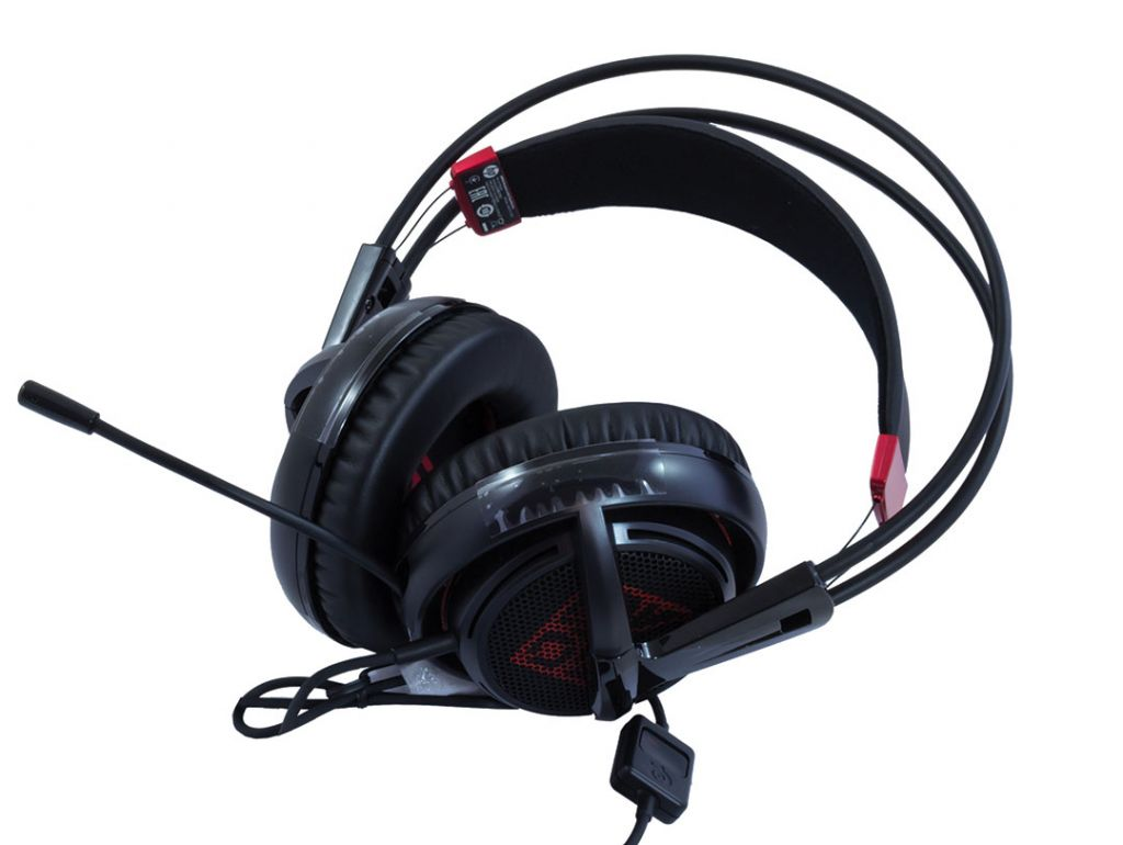 Recenzija: OMEN by HP Headset with SteelSeries