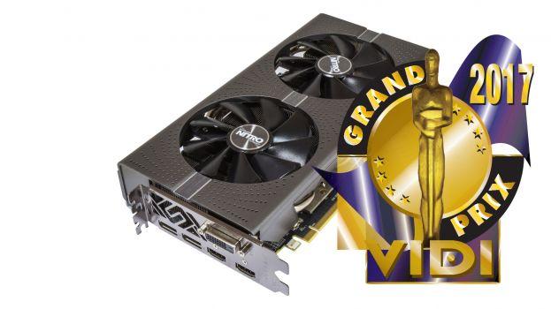Sapphire RX 580 Nitro+ Limited Edition 8 GB