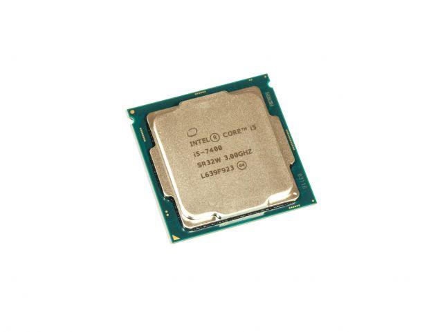 Intel Core i5 - 7400