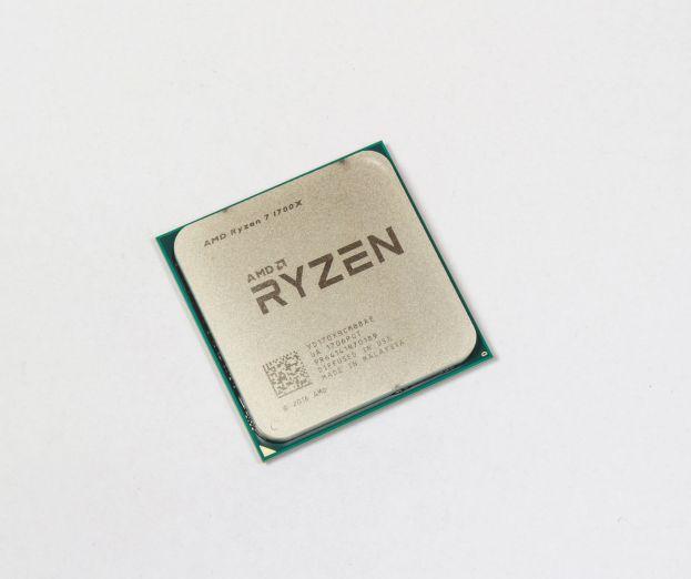 AMD Ryzen 7 1700x