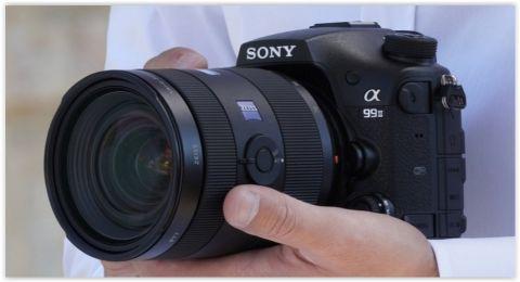 Sonyev ɑ99 II fotoaparat nudi rezoluciju od 42 MP