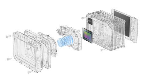 Sony novom akcijskom kamerom želi svrgnuti GoPro s trona