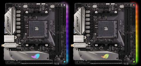 Asus predstavlja ROG Strix X370-I i B350-I Gaming Mini-ITX matične