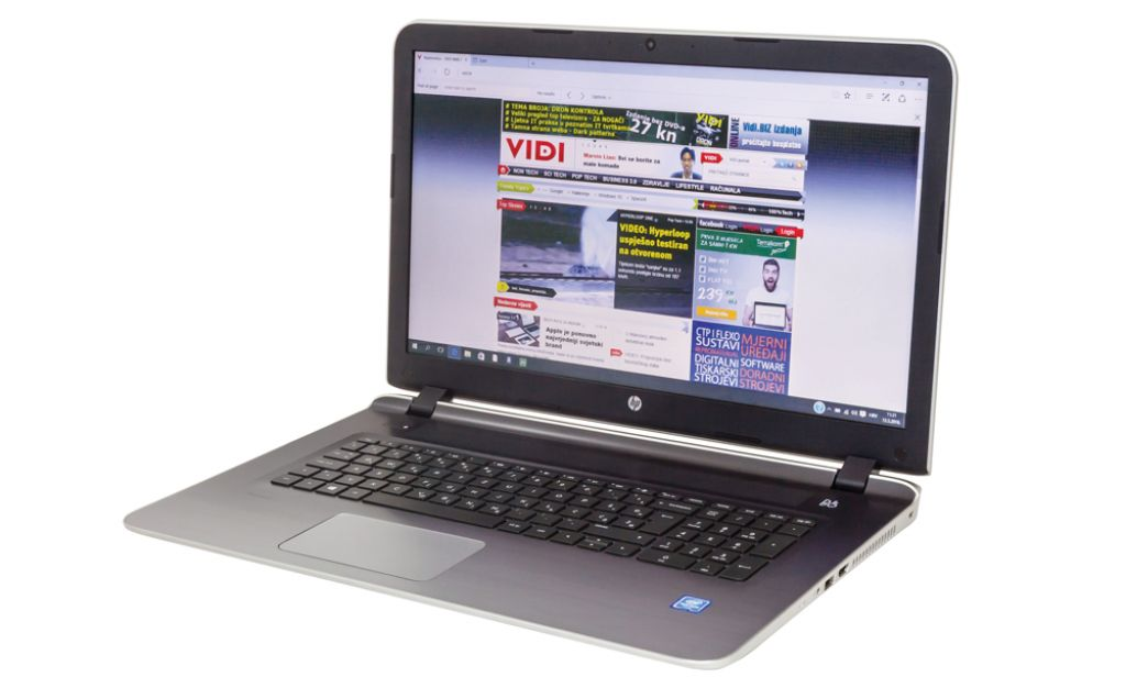 HP Pavilion Notebook 17-g110nm (Energy Star)
