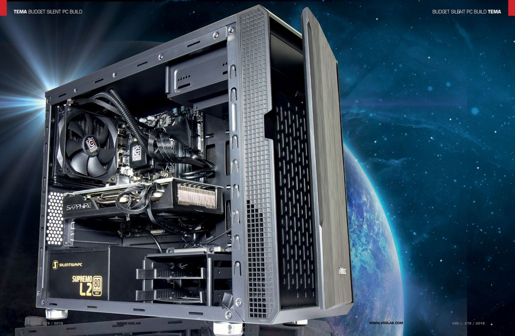 Build Silent PC-a na budžetu