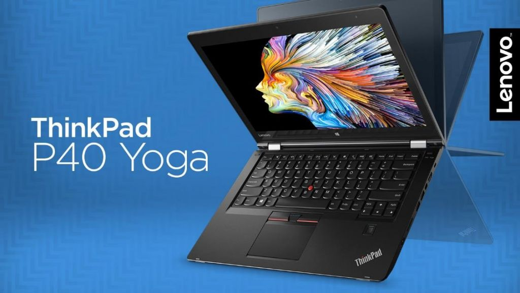 Lenovo predstavlja ThinkPad P40 Yoga i ThinkStation P310