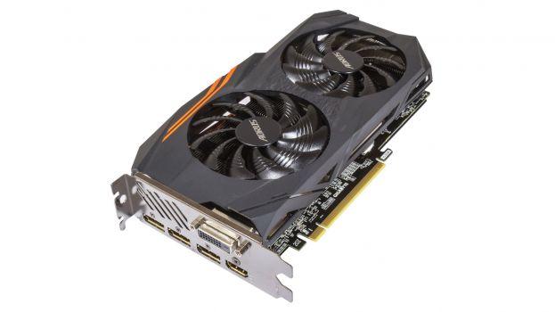 Gigabyte Aorus RX 580 4 GB GDDR5