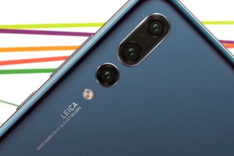 40MP kamera u Huawei P20 Pro?