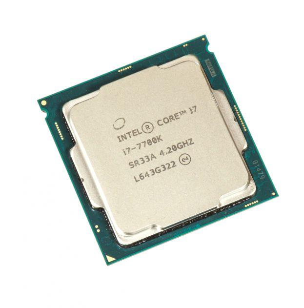 Intel Core i7 – 7700k