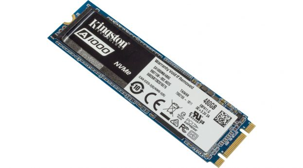 Kingston A1000 NVMe M.2 SSD
