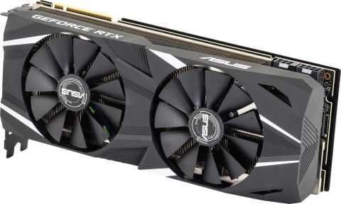Asus Dual RTX 2080