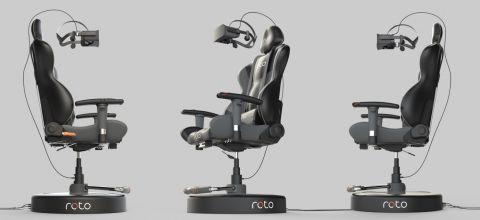 Krenule isporuke Roto VR stolica