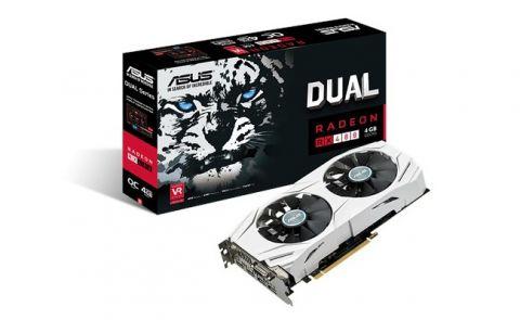 Asus predstavio Radeon RX 480 Dual 4 GB grafičku karticu