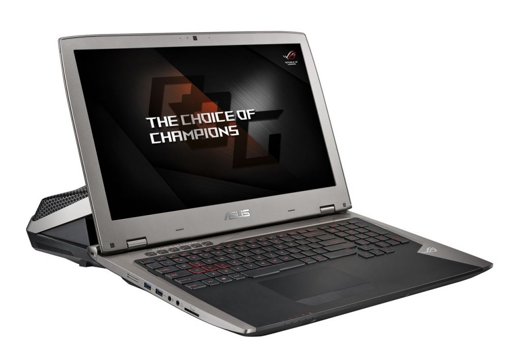 ASUS Republic of Gamers najavio GX700 gaming laptop s vodenim hlađenjem