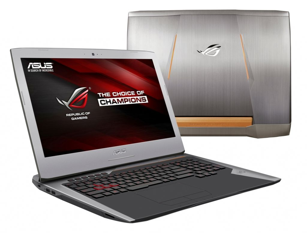 ASUS Republic of Gamers predstavio novi gamerski prijenosnik G752