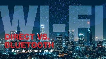 Wi-Fi Direct - sve što trebate znati o konkurenciji Bluetoothu