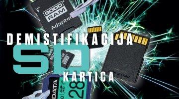 Što sve treba znati prije kupnje nove SD kartice